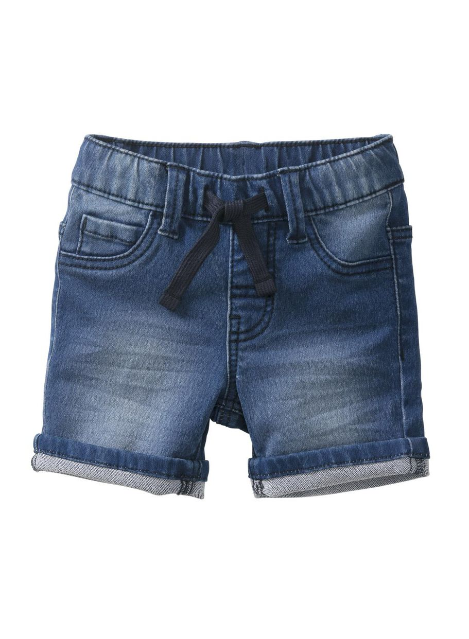 ec83d236850ff images pantalon de jogging bébé blauw - 1000011017 - HEMA