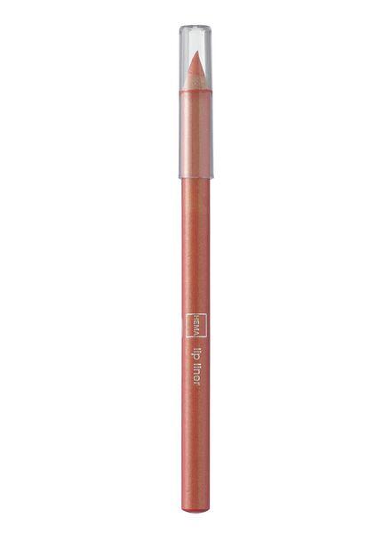 crayon à lèvres barely red - 11230035 - HEMA
