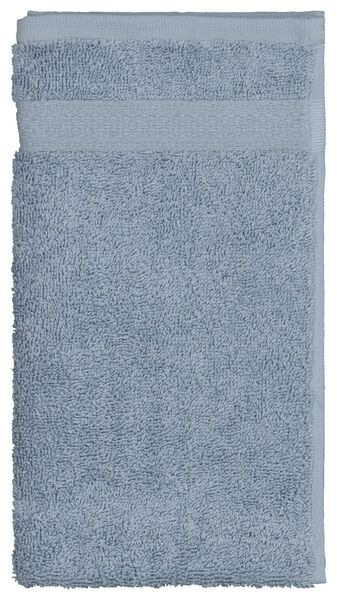 guest towel - 30 x 55 cm - heavy quality - icy blue - 5290071 - hema