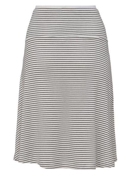 women's skirt off-white off-white - 1000007927 - hema