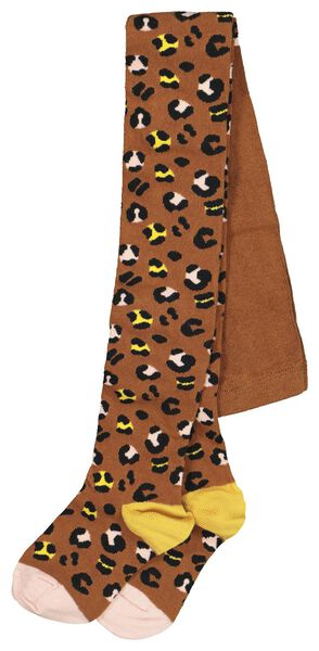 children's leggings animal brown brown - 1000020491 - hema