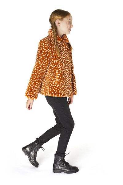 children's jeans skinny fit black black - 1000020289 - hema