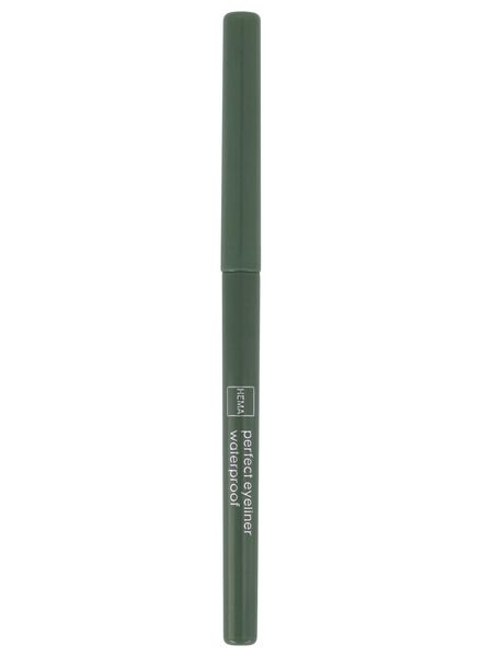 perfect eyeliner waterproof 54 green - 11210154 - HEMA