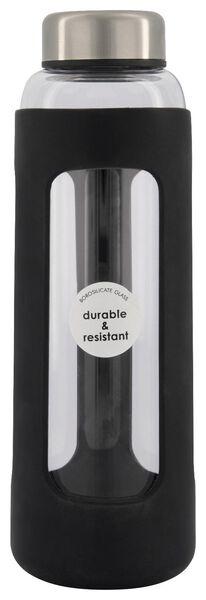 Wasserflasche, 500 ml, Borosilikatglas - 80640004 - HEMA