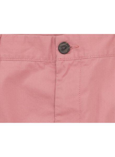 men's chino shorts pink pink - 1000006158 - hema