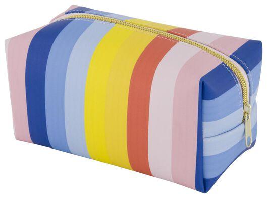 make-up bag rainbow - 11810025 - hema