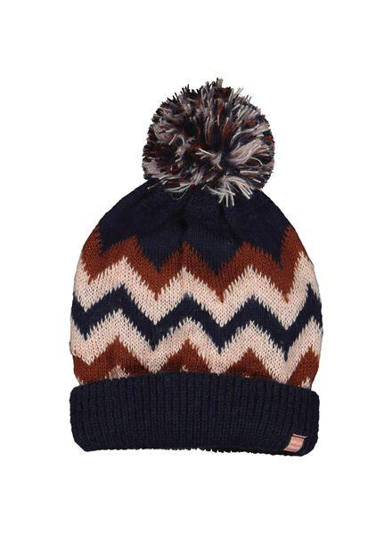 bonnet enfant marron marron - 1000014450 - HEMA
