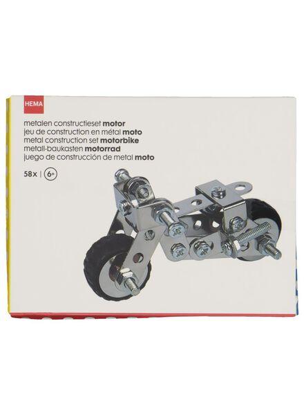 kit de construction en métal moto - 15190311 - HEMA