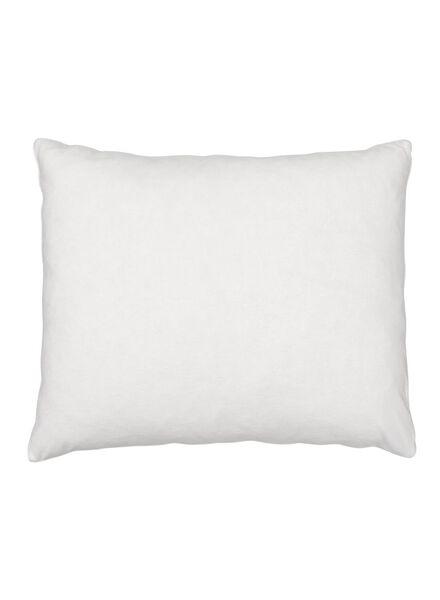 oreiller - latex - fermeté medium - position dos et côté - 5500047 - HEMA