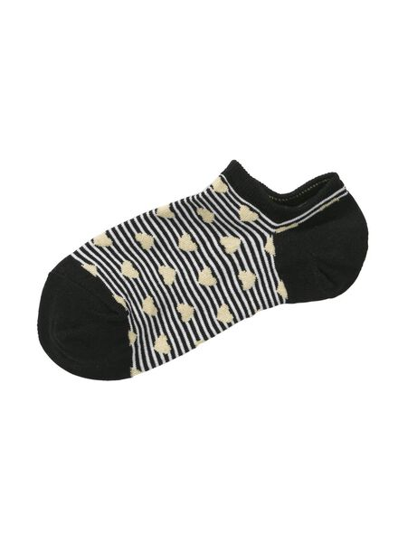 women's ankle socks black black - 1000006838 - hema