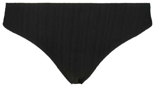 women's bikini bottoms black black - 1000017947 - hema