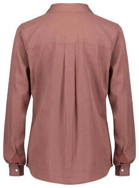 women's blouse pink pink - 1000022980 - hema