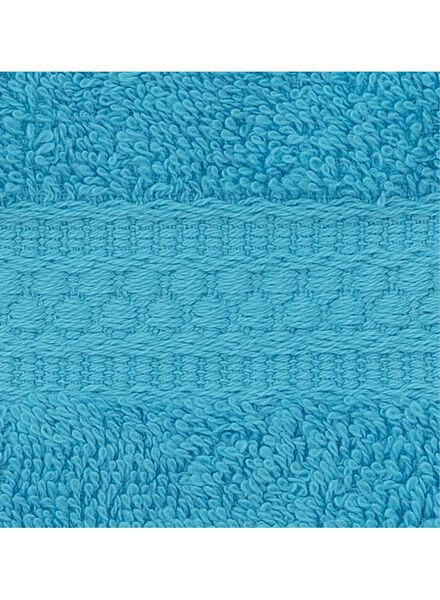 wash mitt - heavy quality - aqua plain aqua wash mitt - 5232605 - hema