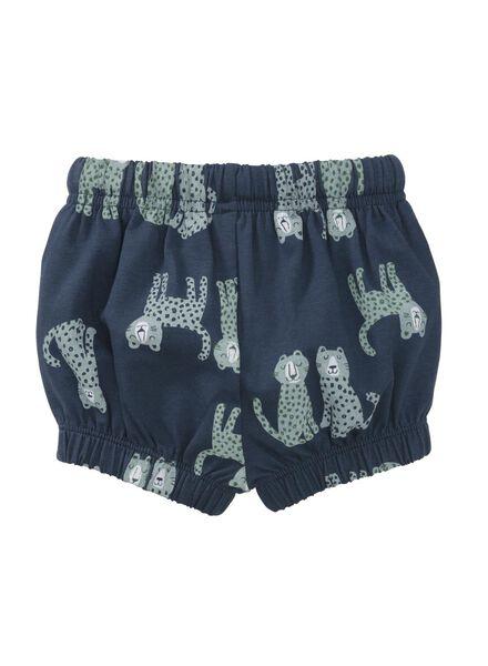 baby shorts dark blue dark blue - 1000007760 - hema