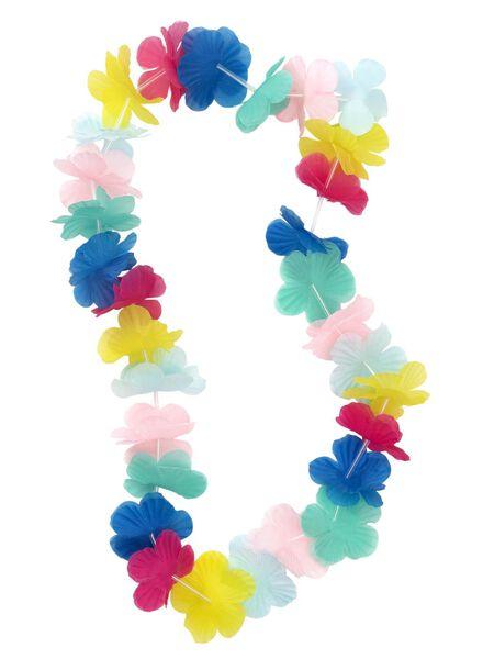 hawaiian flower garland - 14210041 - hema