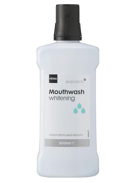 bain de bouche whitening - 11133361 - HEMA