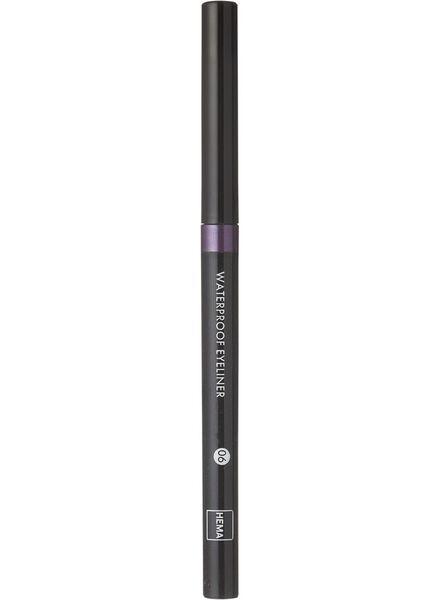 eyeliner waterproof - 11211006 - HEMA