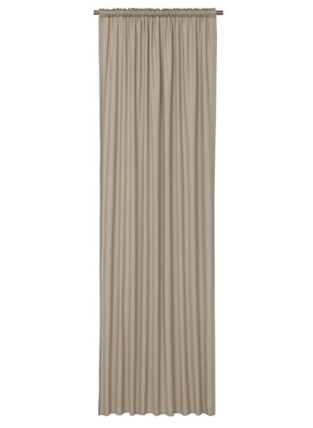 ready-to-use curtain - 7632070 - hema