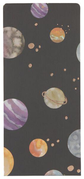 To-do-Block, 20 x 9 cm, Planeten - 14126680 - HEMA