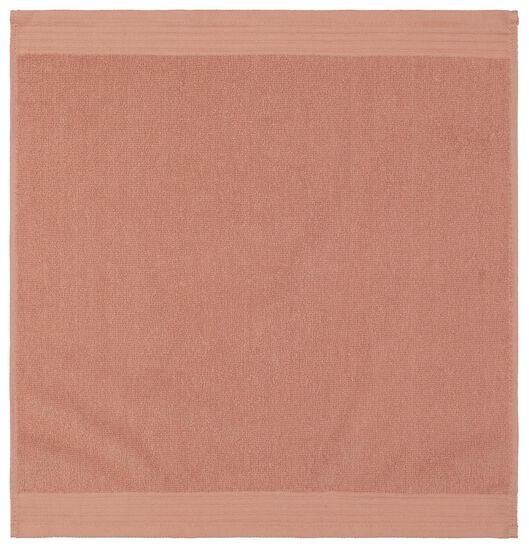 kitchen towel - 50 x 50 - cotton - orange - 5490027 - hema