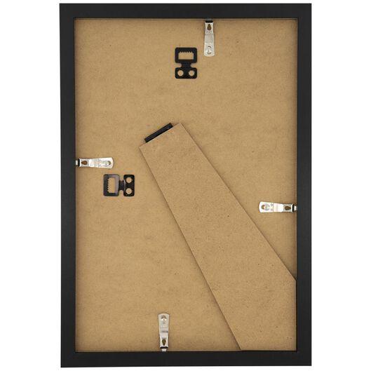 cadre photo bois 10x15 - noir - 13621026 - HEMA