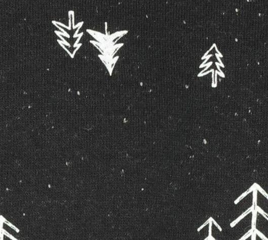 Kinder-Sweatshirt, Bäume schwarz 134/140 - 30793244 - HEMA