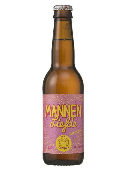 Oedipus Mannenliefde Bier
