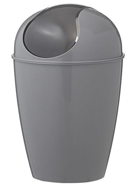 dustbin, capacity 5 litres - 80300059 - hema