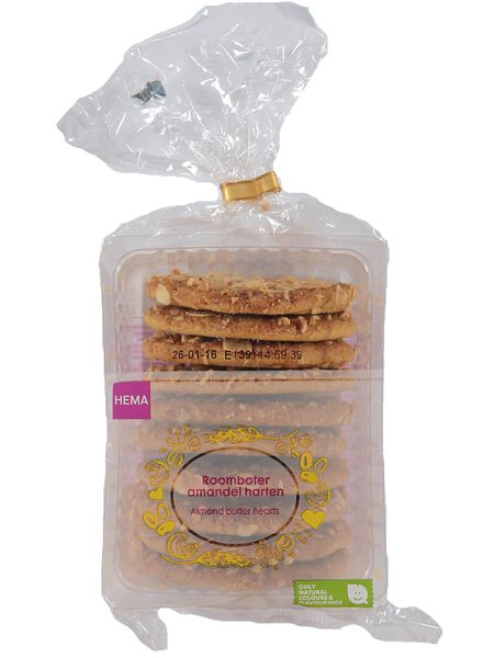almond hearts - 10831104 - hema