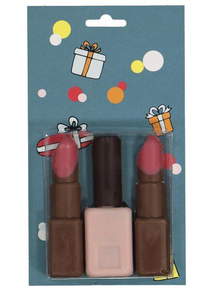 rouge à lèvres chocolat - 10000041 - HEMA