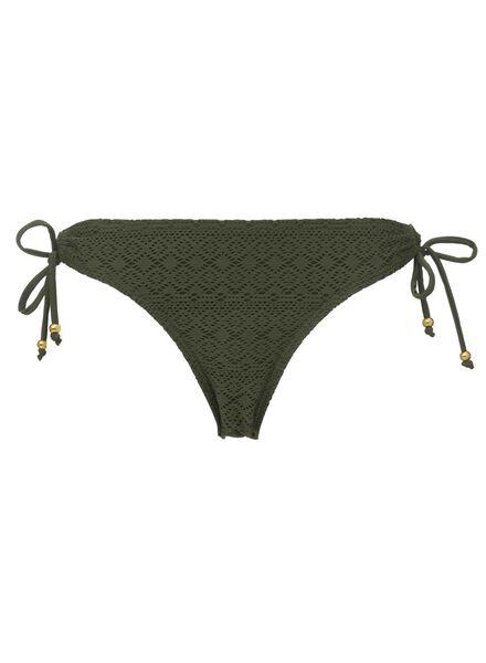 women's bikini bottoms olive olive - 1000006819 - hema