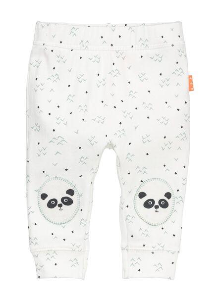 newborn trousers off-white off-white - 1000005716 - hema