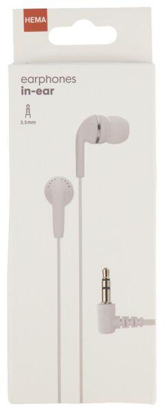In-Ear-Ohrhörer, weiß - 39630152 - HEMA