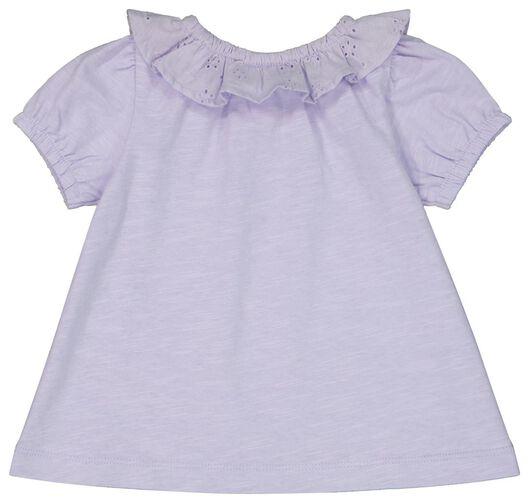 Baby-T-Shirt rosa rosa - 1000023548 - HEMA