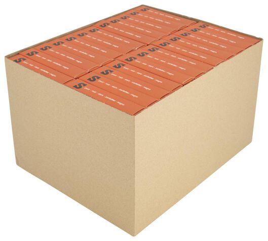 boîte de 24 lettres S en chocolat noir - 10025099 - HEMA