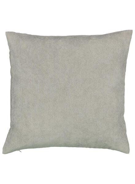 cushion cover - 40 x 40 - grey - 7392016 - hema
