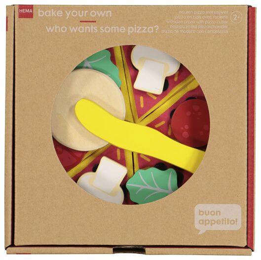 pizza en bois Ø17.5 - 15130076 - HEMA