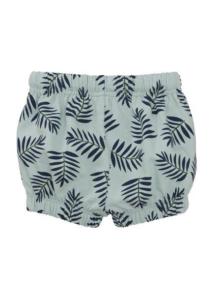 newborn shorts light blue light blue - 1000007754 - hema