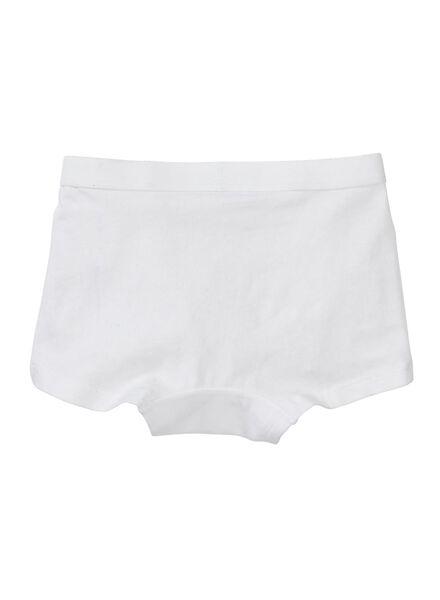 3 boxers enfant blanc blanc - 1000001687 - HEMA