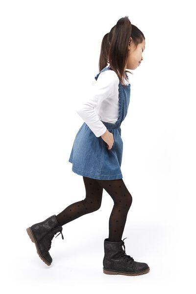 salopette enfant denim denim - 1000017885 - HEMA
