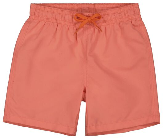 baby swimming shorts orange orange - 1000018579 - hema