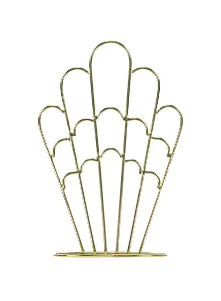 Schmuckständer, 25 cm - golden - 60100423 - HEMA