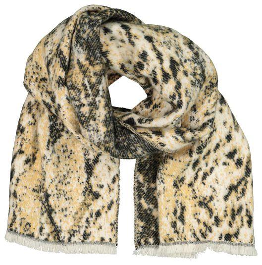 HEMA Damen-Schal, 200 X 63 Cm, Schlangenmuster