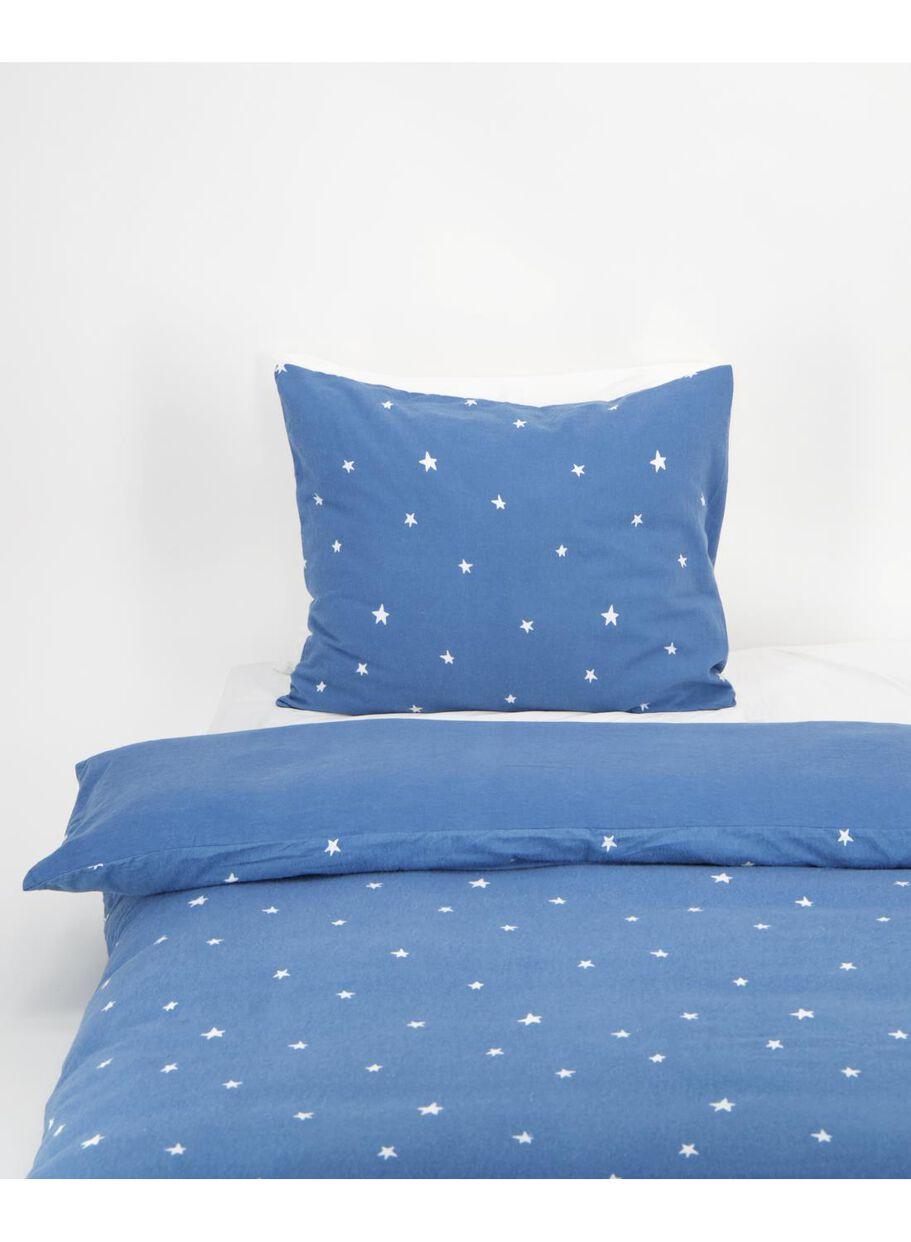 Housse De Couette Enfant 140 X 200 Flanelle étoiles Hema