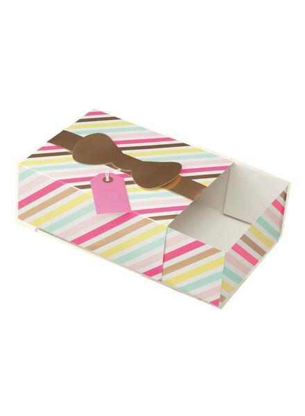 gift box 23 x 18 x 9 cm - 14700087 - hema