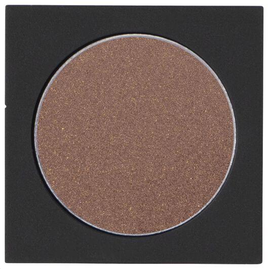 ombre à paupières mono metallic 31 radiating gold doré recharge - 11210331 - HEMA