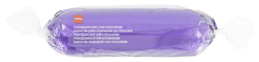 marzipan bar with chocolate 150 grams - 10010015 - hema
