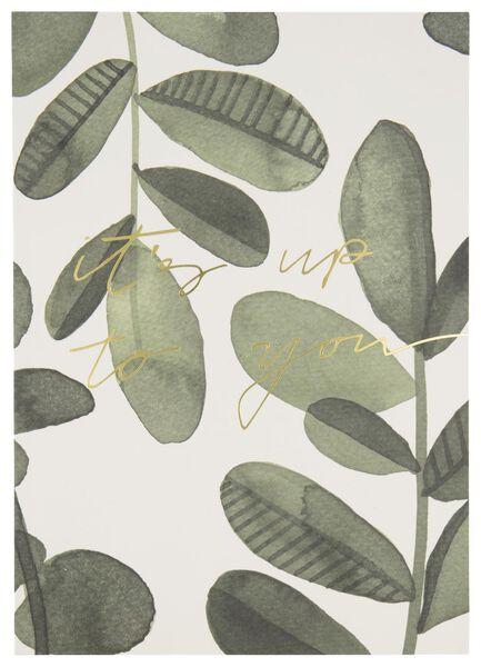 Heft, 25.5 x 18 cm, liniert - 14126700 - HEMA