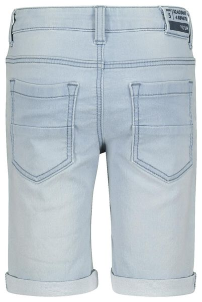 children's shorts comfy fit light blue light blue - 1000018955 - hema
