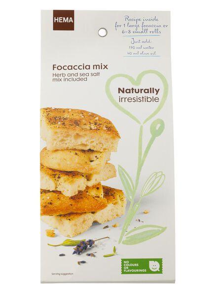 bakmix voor focaccia brood - 10260085 - HEMA